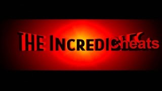 The Incredibles All Cheats Gameplay PS2