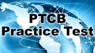 PTCB Practice Test -  Prescription Labeling