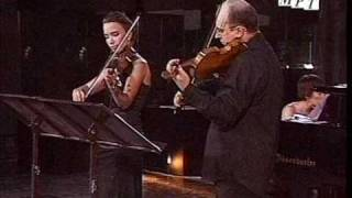 d shostakovich v polka vivace from five pieces for two violins