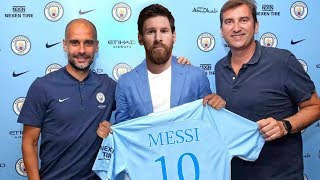 Messi Welcome To Manchester City ? Confirmed & Rumours Summer Transfers 2018 ft Ronaldo, Hazard |HD