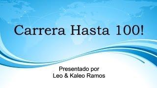 Carrera A 100 Juego Divertido De Arimetica