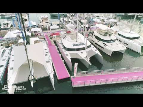 Catamaran Review [Cannes Boat Show]