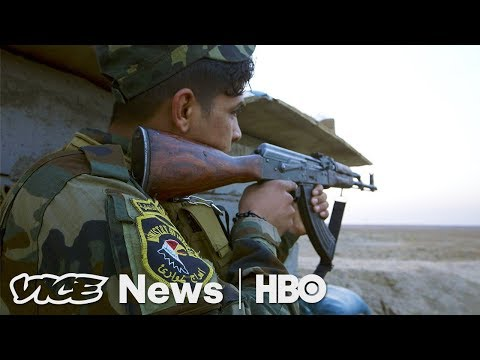 The Soldiers Fighting ISIS & U.S. Navy Ship Collisions : VICE News Tonight Full Episode (HBO)