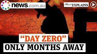 Aussie rural towns facing major water crisis
