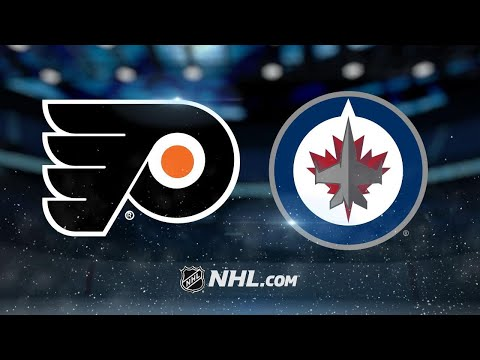 Jets tie game late, top Flyers in SO