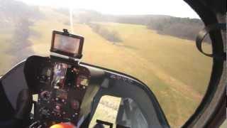 Gyrocopter Xenon 2 skymonkeyyy Trailer