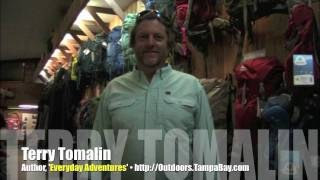 Tampa Bay Times Outdoors Editor Terry Tomalin interview at Bill Jackson