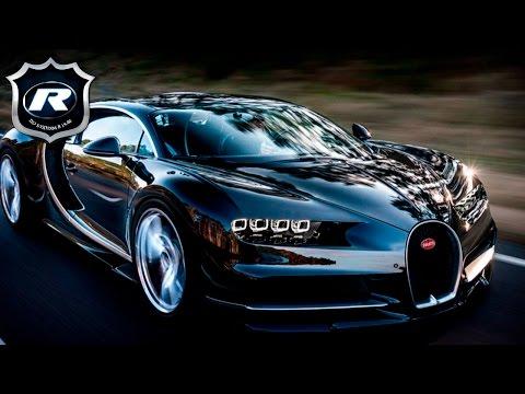 Правда про Bugatti Chiron.- самый быстрый автомобиль.Новинки авто: Широн автомобиль будущего!