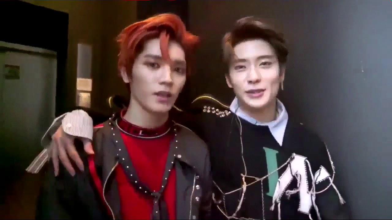 NCT Jaeyong moments part 1 ( Jaehyun + Taeyong ) - YouTube
