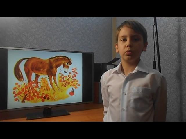 Изображение предпросмотра прочтения – ВладимирШадрин читает произведение «Сказка о глупом мышонке» С.Я.Маршака