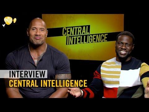 Central Intelligence - Interview - Dwayne Johnson + Kevin Hart - Pathé