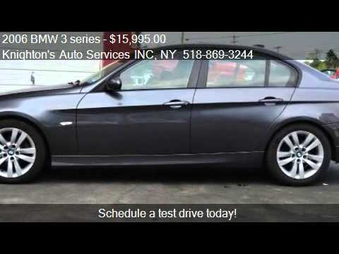 2006 bmw 3 series 325i sedan 6 sp sport package for sale. Black Bedroom Furniture Sets. Home Design Ideas