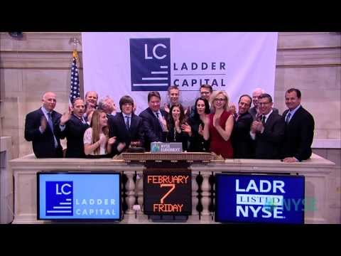 Ladder Capital Celebrates IPO on the NYSE