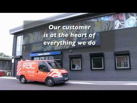 Euro Car Parts Video - 2012