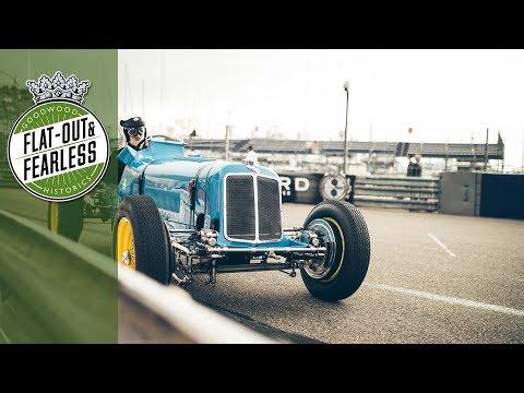Monaco Historic pre-war Grand Prix race highlights 2018