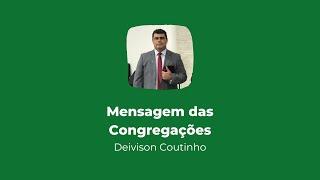 Culto online das Congregações | Mensagem 13/09/2020