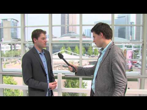 FBF 2013: Interview with Scribd CEO Trip Adler - YouTube