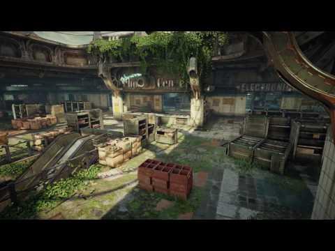 Анонсированы две новых бесплатных карты для Gears of War 4