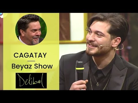 Cagatay Ulusoy ❖ Beyaz Show ❖ Delibal ❖ English ❖ 2019