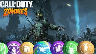 BLACK OPS 3 ZOMBIES PS4 | JUGANDO CON SUSCRIPTORES CON RETOS | CALL OF DUTY ZOMBIES