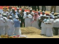 State Funeral of the Peoples President Dr. A.P.J. Abdul Kalam - Live