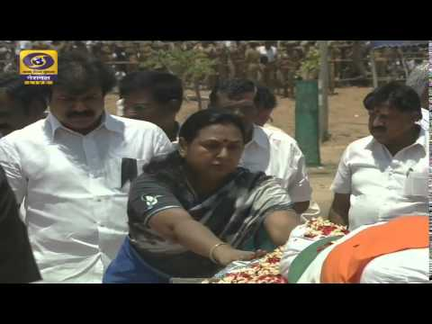 State Funeral of the People's President Dr. A.P.J. Abdul Kalam - Live
