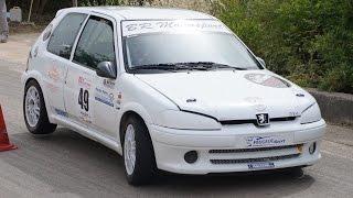 23^ Coppa Città di Partanna / Gianvito Coppola / Peugeot 106 A3