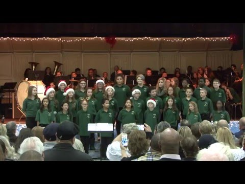 West Deptford Middle School Winter Concert 2015