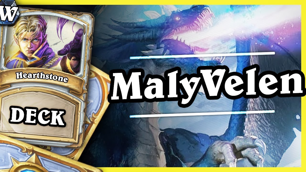 Big Priest? Combo? OTK? MALYVELEN PRIEST! – Hearthstone Deck Wild (K&C)