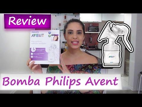 Bomba Extratora de Leite Philips Avent (Review - Minhas Impressões)