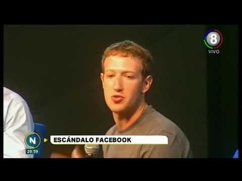 El escándalo de Facebook