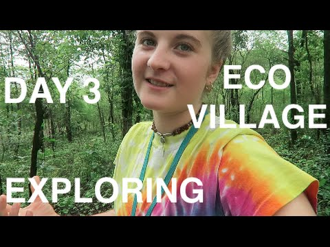 DAY 3 || EXPLORING ECO VILLAGE