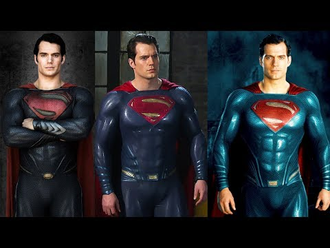 Creating And Evolution Of Superman's Suit | Behind The Scenes