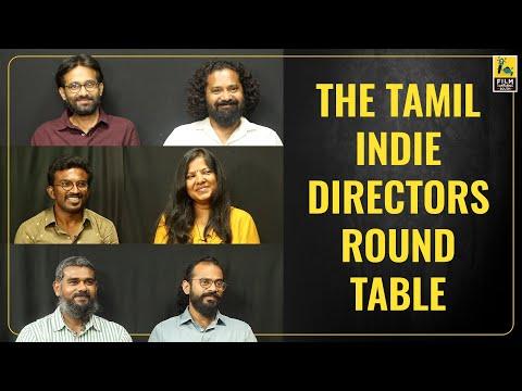 The Tamil Indie Directors Round Table | Baradwaj Rangan | SUBTITLED
