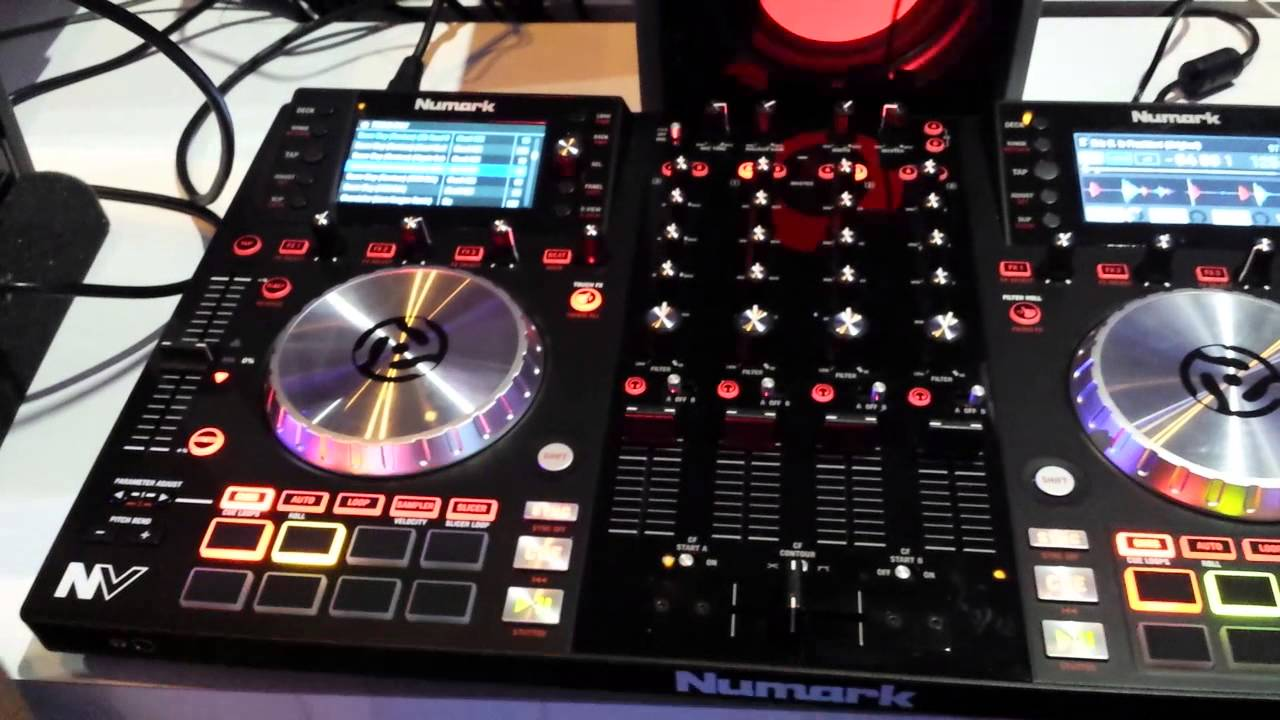 dj expo pricing on numark nv from idjnow youtube. Black Bedroom Furniture Sets. Home Design Ideas