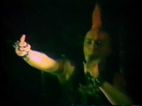 The Exploited - Army Life - Live at Palm Cove- bradford 83
