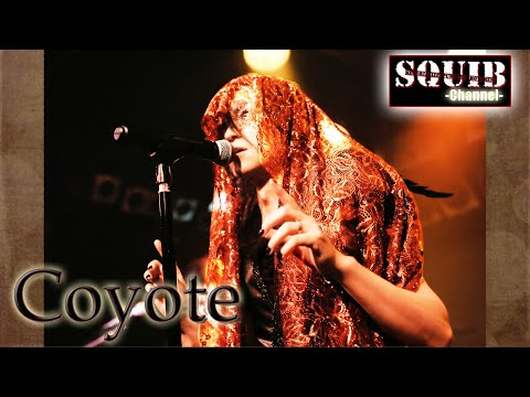 【Coyote】 by SQUIB as BUCK-TICK copy - YouTube