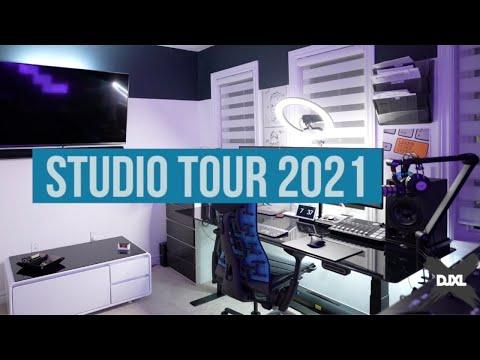 Studio Office Tour