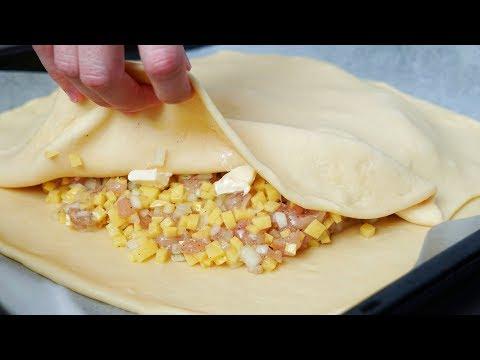 НИКТО НЕ ВЕРИТ, что я готовлю его так просто! ☆ Сытный мясной пирог ЗАМЕНИТ ОБЕД ☆ Пирог с курицей