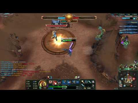 Ascension Madness | League of Legends Gameplay