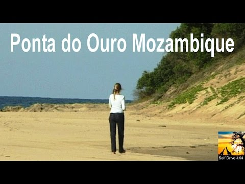 Self Drive Ponta do Ouro Mozambique.