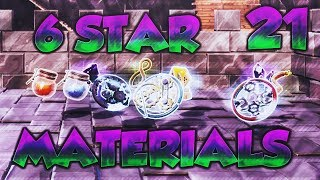 Fortnite: Save the World - Getting 6 Star Materials!