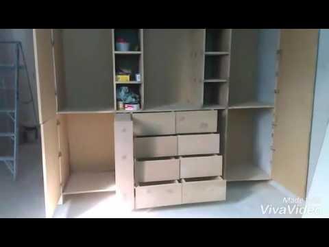 Closet En Mdf 3