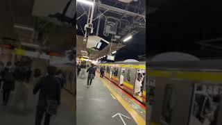 No.187 日本の鉄道 JR南武線 川崎駅