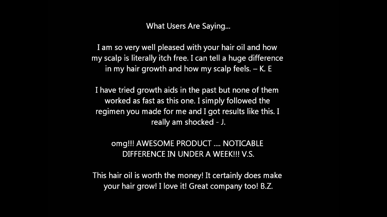 how to make hair grow faster overnight without oil