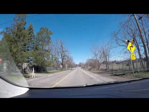 Driving with Scottman895: Clarkston Rd EB (Clarkston, MI to Oakland Township, MI)