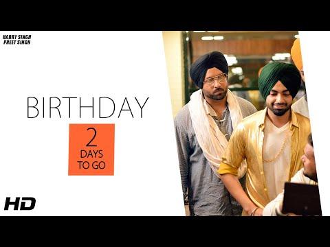 BIRTHDAY | JORDAN SANDHU | 2 DAYS TO GO