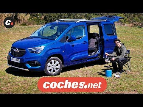 OPEL COMBO LIFE, alternativa a Citroën Berlingo | Prueba / Test / Review en español | coches.net