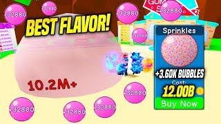 bubble gum sim