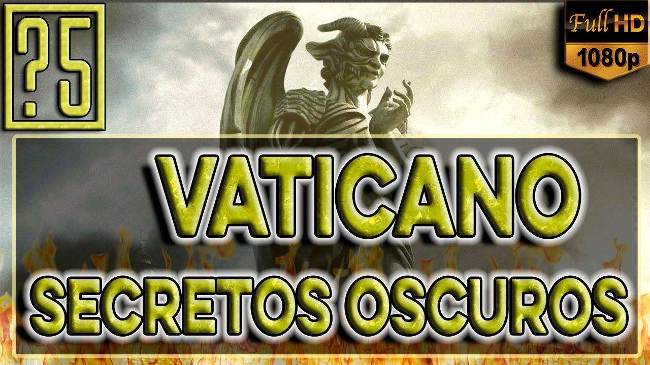 Iglesia cat lica los 5 secretos m s oscuros del vaticano for Bazzel el jardin de los secretos